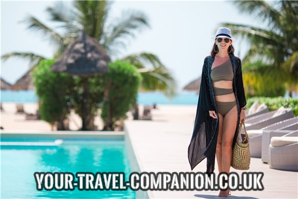 Travel daters are attractive women who offer to accompany men on their trips